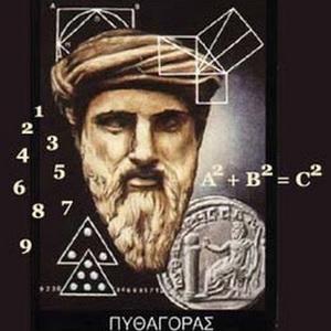 Значение рабочих чисел в квадрате пифагора