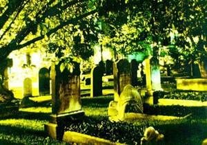 Почему нельзя ходить беременным на кладбище?