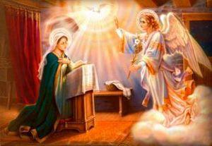 Какого числа Благовещенье в 2019 году – праздник Пресвятой Богородицы
