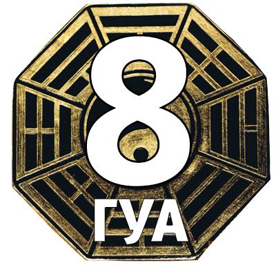 Число Гуа 8